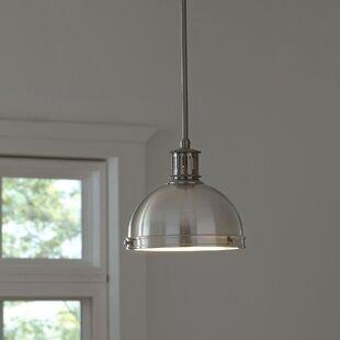 Amara 2-Light Dome Pendant..