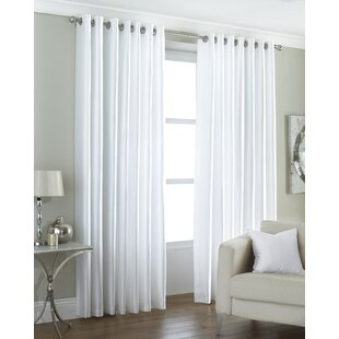 White Curtains | Wayfair.co.uk