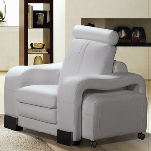 Rollingstone Armchair and Ottoman by Hokku Designs