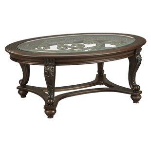 Josepha Trestle Coffee Table By Astoria Grand