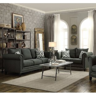 Rosemary 2 Piece Living Room Set