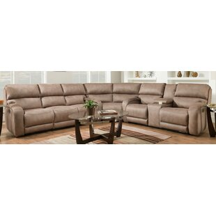 Fandango Reclining Sectional by Southern Motion No Copoun