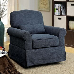 Darby Home Co Bernon Transitional Glider Chair with Cushion