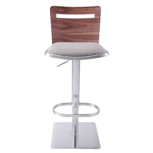 Danika Adjustable Height Swivel Bar Stool  sc 1 st  AllModern & Modern Barstools + Counter Stools | AllModern islam-shia.org