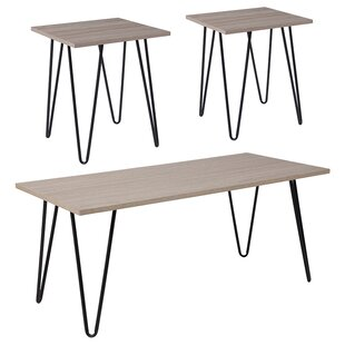 Spuyten 3 Piece Coffee Table Set Winston Porter