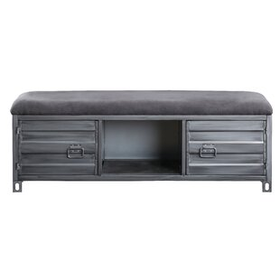 Adame Upholstered Storage Bench by Williston Forge