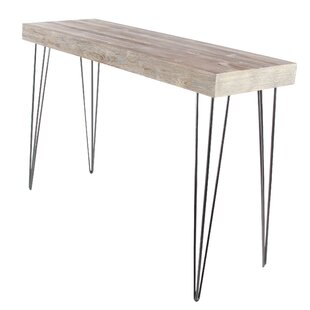 Vogelsang Metal/Wood Console Table