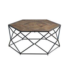 Ivy Bronx Caryl Hex Coffee Table
