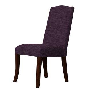 Red Barrel Studio Lasseter Upholstered Dining Chair (Set of 2)