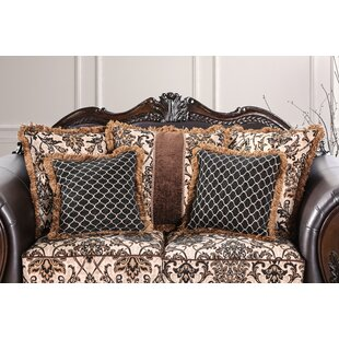 Astoria Grand Dolman Traditional Loveseat