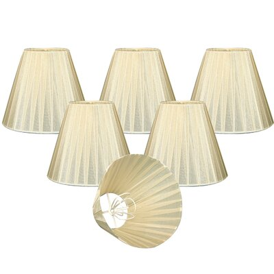 Royaldesigns organza 6 silk empire lamp shade wayfair organza 6 silk empire lamp shade aloadofball Choice Image
