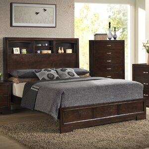 Queen Size Lift Up Storage Bed
