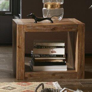 Union Rustic Magana End Table