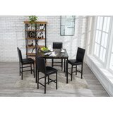 Andreana 5 Piece Dining Set by Red Barrel Studio®