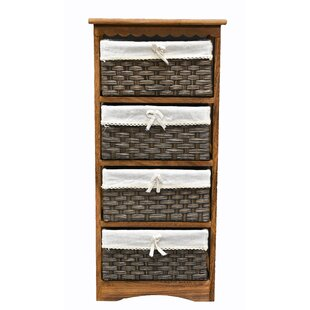 Spells 4 Drawer Accent Cabinet by Breakwater Bay