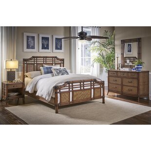 Lamont Complete Queen Bedroom Set (Set of 6) by Bay Isle Home
