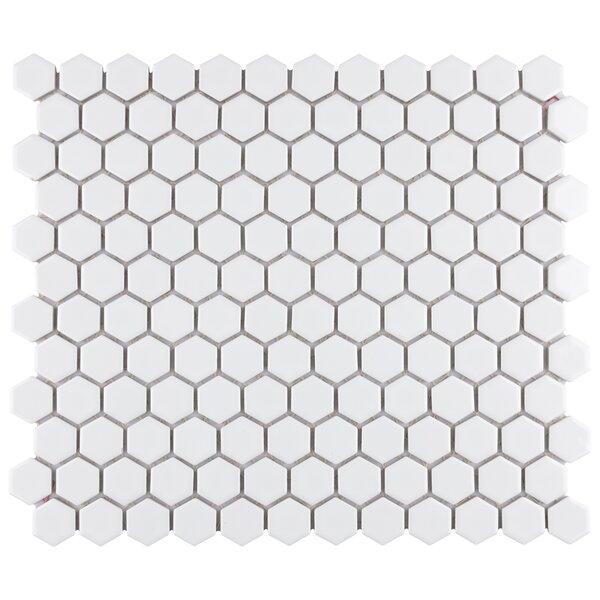 Retro Hexagon Tile Wayfair