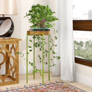 Read Reviews Wales Plant Stand By Bungalow Rose