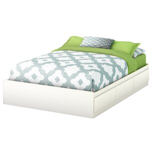 Top Reviews Step One Full/Double Platform Bed by South Shore Reviews (2019) & Buyer's Guide
