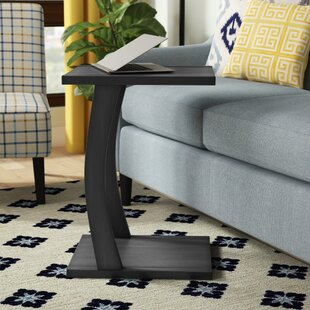 Browne Wooden Sofa Side End Table