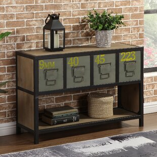 Newsome Drawer Console Table