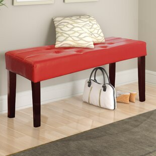 Red Barrel Studio Rooker Upholstered Bench