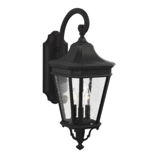 Chilhowee 3-Light Outdoor Wall Lantern