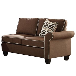 Prahl Modular Loveseat by Winston Porter Best