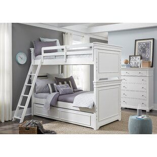 Wym Twin over Twin Standard Bunk Configurable Bedroom Set by Greyleigh
