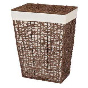 Creative Bath Directions Laundry Hamper