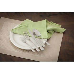 Mariana 40 Piece Flatware Set, Service for 8