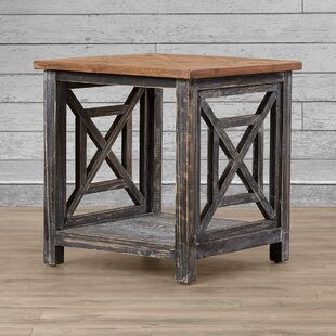 Dolores End Table by Loon ..