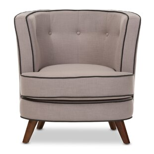 Wholesale Interiors Michele Barrel Chair