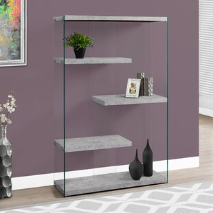 Monarch Specialties Inc. Champney Etagere Bookcase