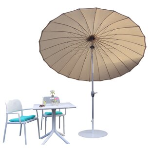 Amaia Garden 2.6m Traditional Parasol By Freeport Park