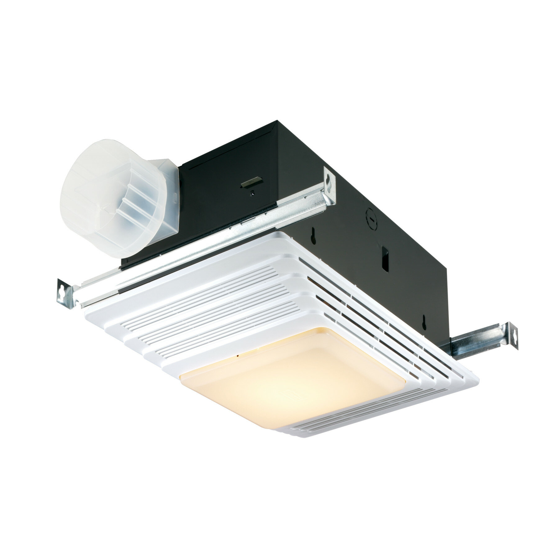 Broan 50 Cfm Bathroom Fan And Heater With Light Reviews Wayfair