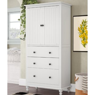Quahog Armoire by Rosecliff Heights