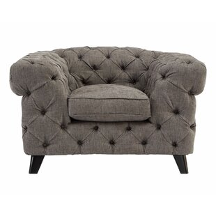 Dayana Chesterfield Chair By Willa Arlo Interiors