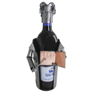Teacher Male 1 Bottle Tabletop Wine Rack ..