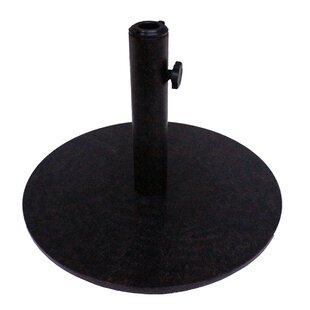 Flat Cast Iron Free Standing Umbrella Base