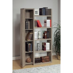 Palou Standard Bookcase by Wrought Studio
