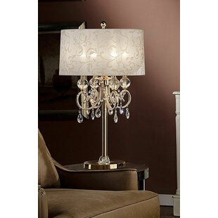 Queensway Barocco 32.5 Table Lamp