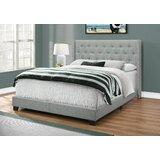 Liskeard Upholstered Standard Bed by Alcott Hill®