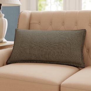 Kenilworth Diamond Texture Cotton Lumbar Pillow