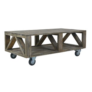 Neighbors Coffee Table by Williston Forge