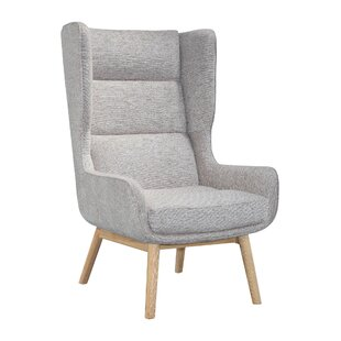 Top Cristy Wingback Chair by Brayden Studio Reviews (2019) & Buyer's Guide