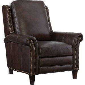 Fendi Leather Recliner  sc 1 st  Wayfair : synergy leather recliner - islam-shia.org