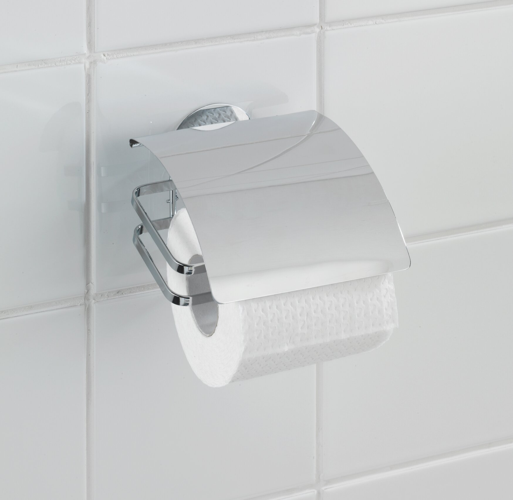 Picture of: Symple Stuff Ada Wall Mounted Toilet Roll Holder Wayfair Co Uk
