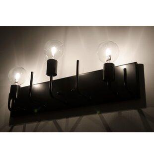 Farfan To Me 3-Light Vanity Light by Brayden Studio