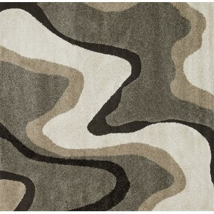 Searching for Dania Gray/White Area Rug By Wrought Studio